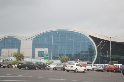 Thiruvananthapuram International Airport.