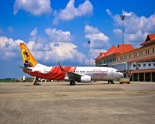 Cochin International Airport.