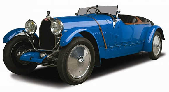 1927 Type 38 went for $715,000.