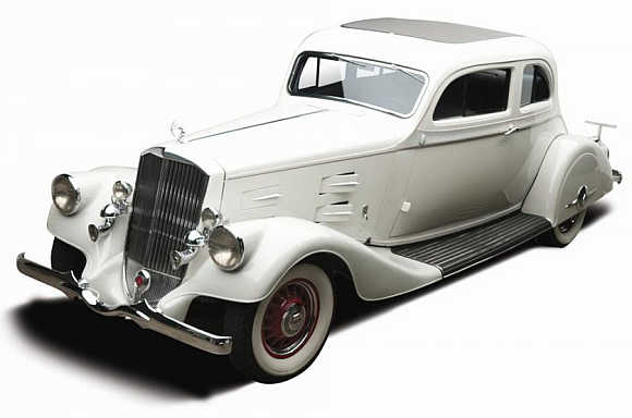 1934 Silver Arrow was sold for $258,500.