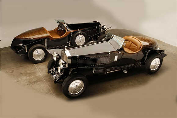 1937 Rolls-Royce speedsters were sold for $214,500.