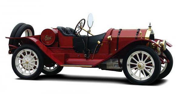 1913 Fiat Tipo 55 went for $198,000.