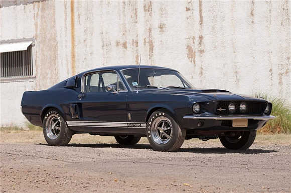 1969 Shelby GT500 was sold for $192,000.