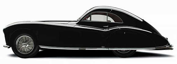1947 Talbot-Lago T-26 Grand sport sold for $2.04 million.