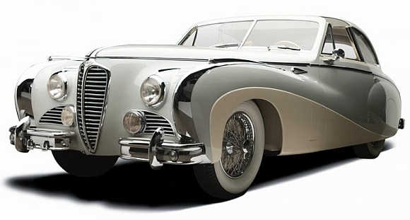 Delahaye Type 175 was sold for $1.21 million.