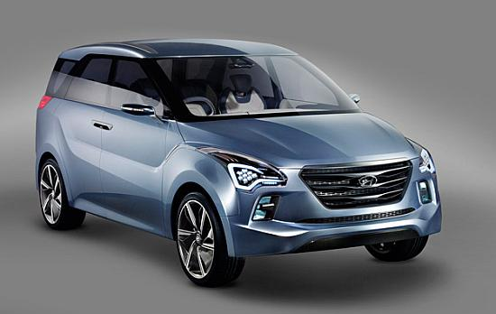 Future cars: A look at Hyundai's concepts