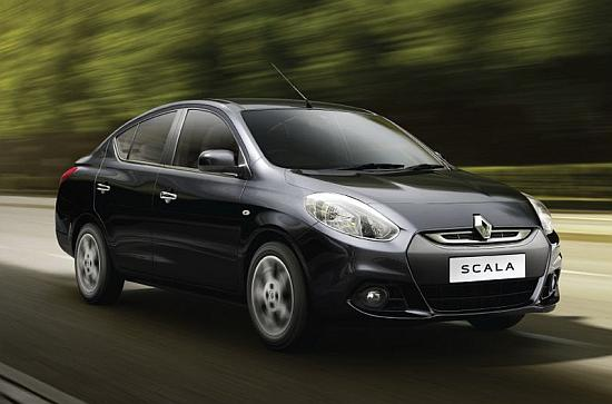 Renault Launches Diesel Scala Rs 8 29 Lakh Rediff Com Business