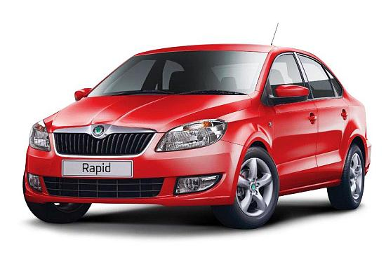 Skoda Rapid vs. Renault Scala