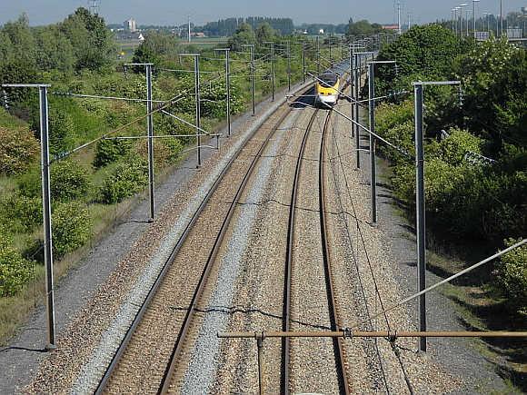 Eurostar.