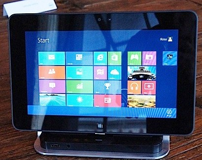 Dell Latitude 10 tablet.