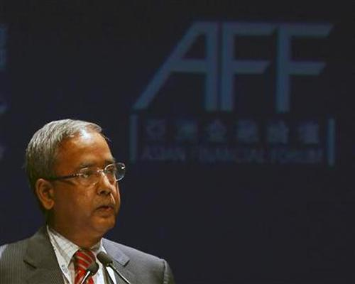 Upendra Kumar Sinha, chairman of the Securities and Exchange Board of India.