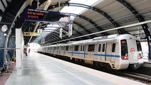 Delhi Metro has become something of a living monument to Sreedharan.
