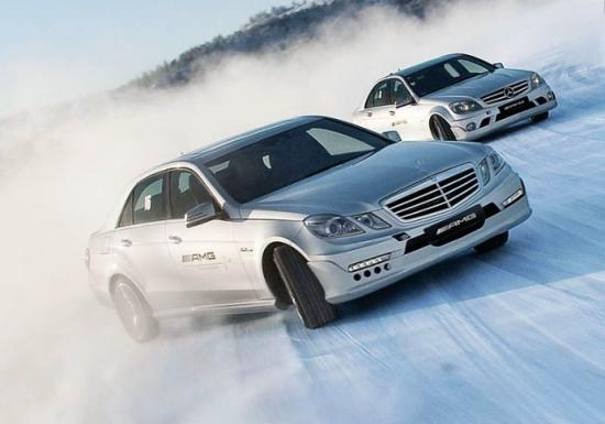 Get your driving skills honed by Mercedes-Benz