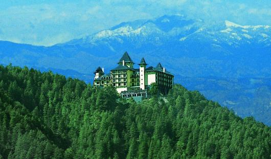 The Oberoi Wildflowerhall, Shimla.