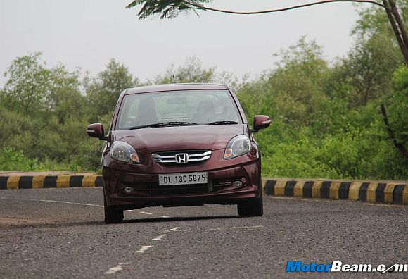 Why Honda Amaze is the best entry-level sedan