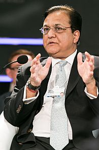 Yes Bank MD and CEO Rana Kapoor