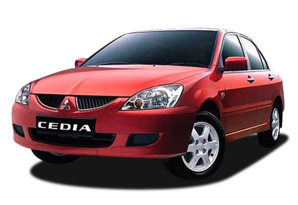 Mitsubishi Cedia Sports.