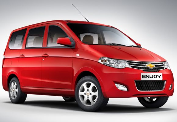 Chevrolet Enjoy.