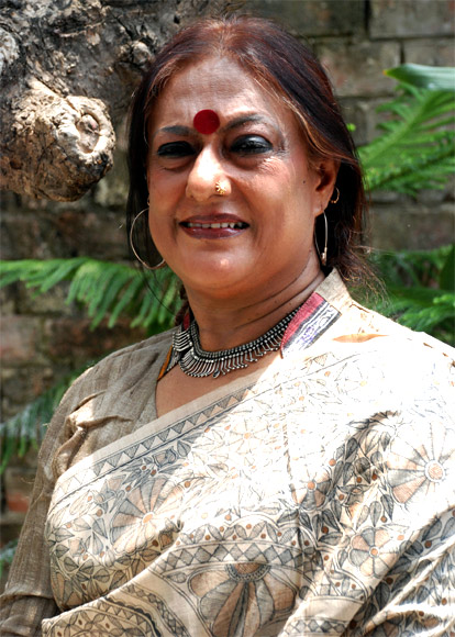 Designer Sharbari Datta.