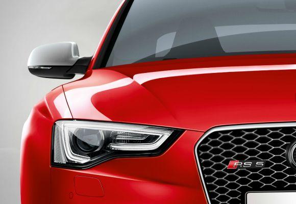 New Audi RS5: Faster, sportier, swankier