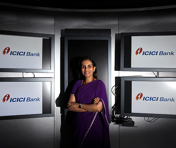 Chanda Kochhar on her success story