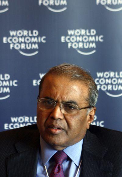 Tata Steel Managing Director Hemant Nerurkar.