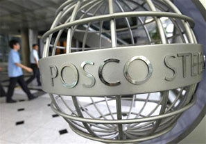 How Posco 'Indianised' its thinking. Photograph: Jo Yong-Hak/Reuters