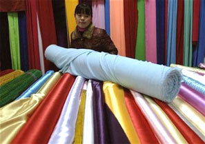 Textile ministry chalks out plan to reduce silk imports. Photograph: Jianan Yu/Reuters