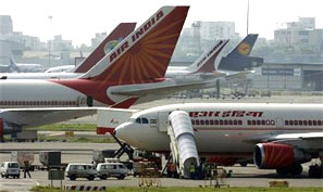 Air India may set up hub in South India. Photograph: Punit Paranjpe/Reuters