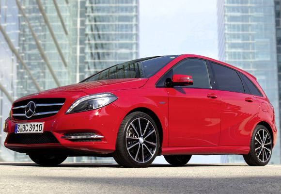 Mercedes launches B Class diesel at Rs 22.6 lakh