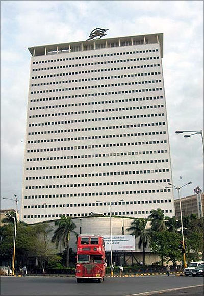 Air India's headquarters