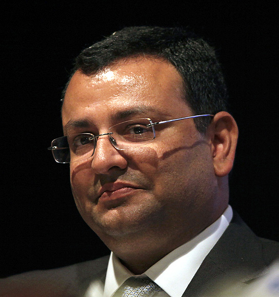 Tata Group Deputy Chairman Cyrus Mistry attends the annual general meeting of Tata Steel.