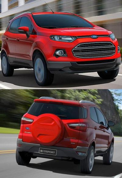 Ford EcoSport garners 30,000 bookings in mere 17 days