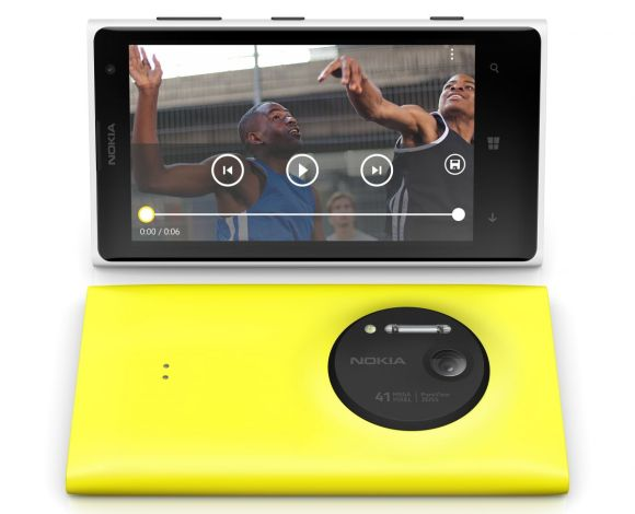 Nokia launches Lumia 1020 with 41-megapixel camera