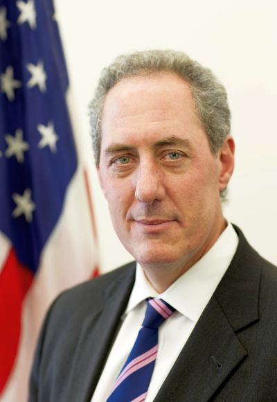 The US Trade Representative Mike Froman.