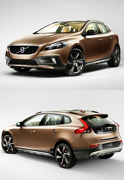 Verdict: Volvo V40 defines what a crossover should be