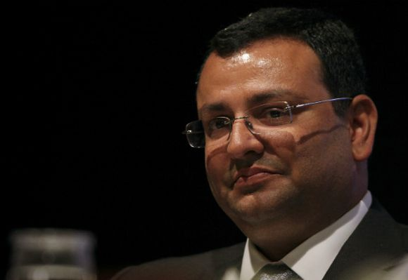 Tata Group Chairman Cyrus Mistry.