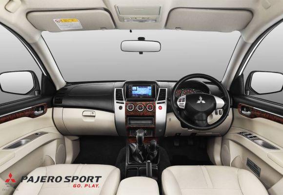 Mitsubishi launches anniversary edition Pajero Sport