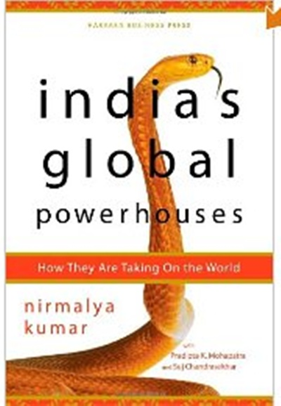 Nirmalya Kumar's book India's Global Powerhouses.