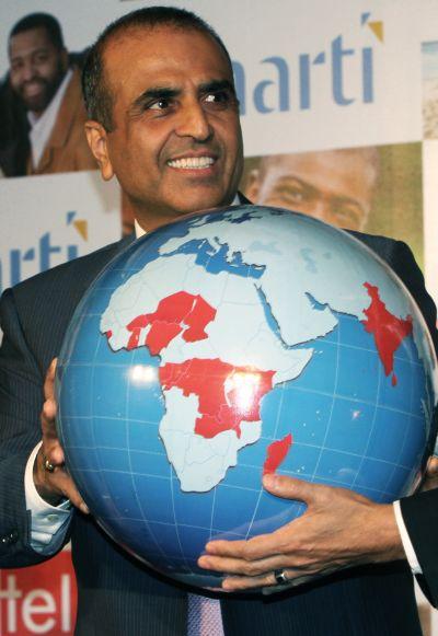 Sunil Mittal.