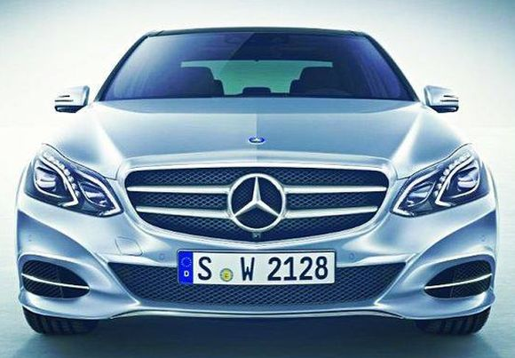 New Mercedes E Class gets the most powerful engine!