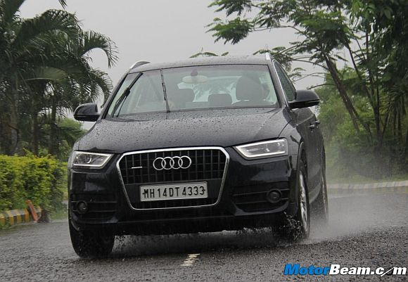 Q3: Cheapest Audi offering brilliant performance