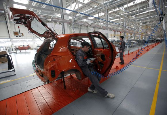 India to be world's third largest auto market by 2016: IHS