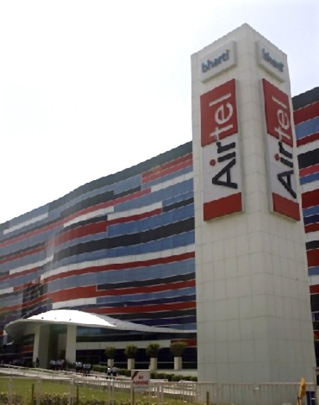 Bharti Airtel Headquarters.