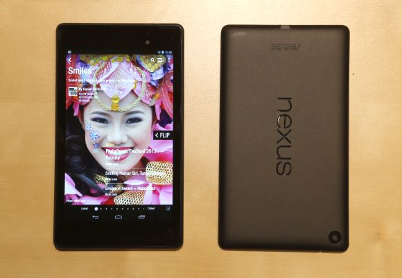 Google unveils new Nexus 7, higher price tag