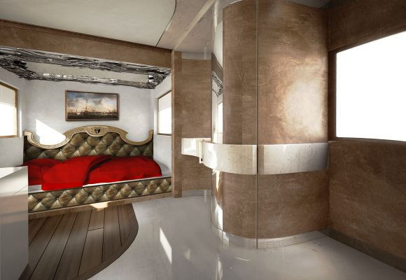 The Rs 18 crore palace on wheels