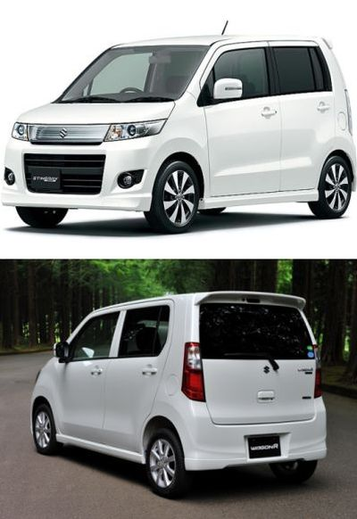 Coming Soon The Swanky Maruti Wagonr Stingray Rediff Com Business