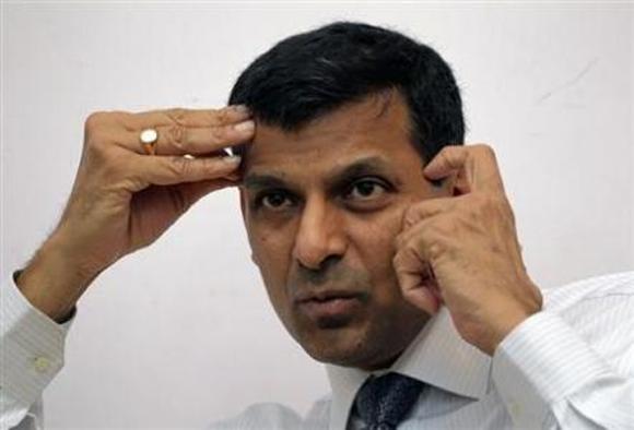 Raghuram Rajan, India chief economic adviser.