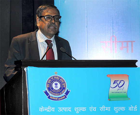 Sumit Bose, Revenue Secretary.