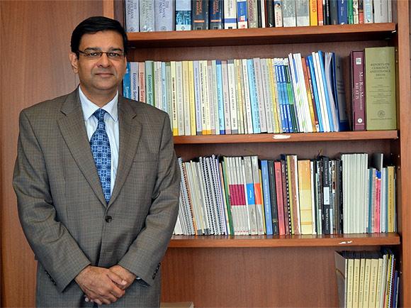Urjit Patel.
